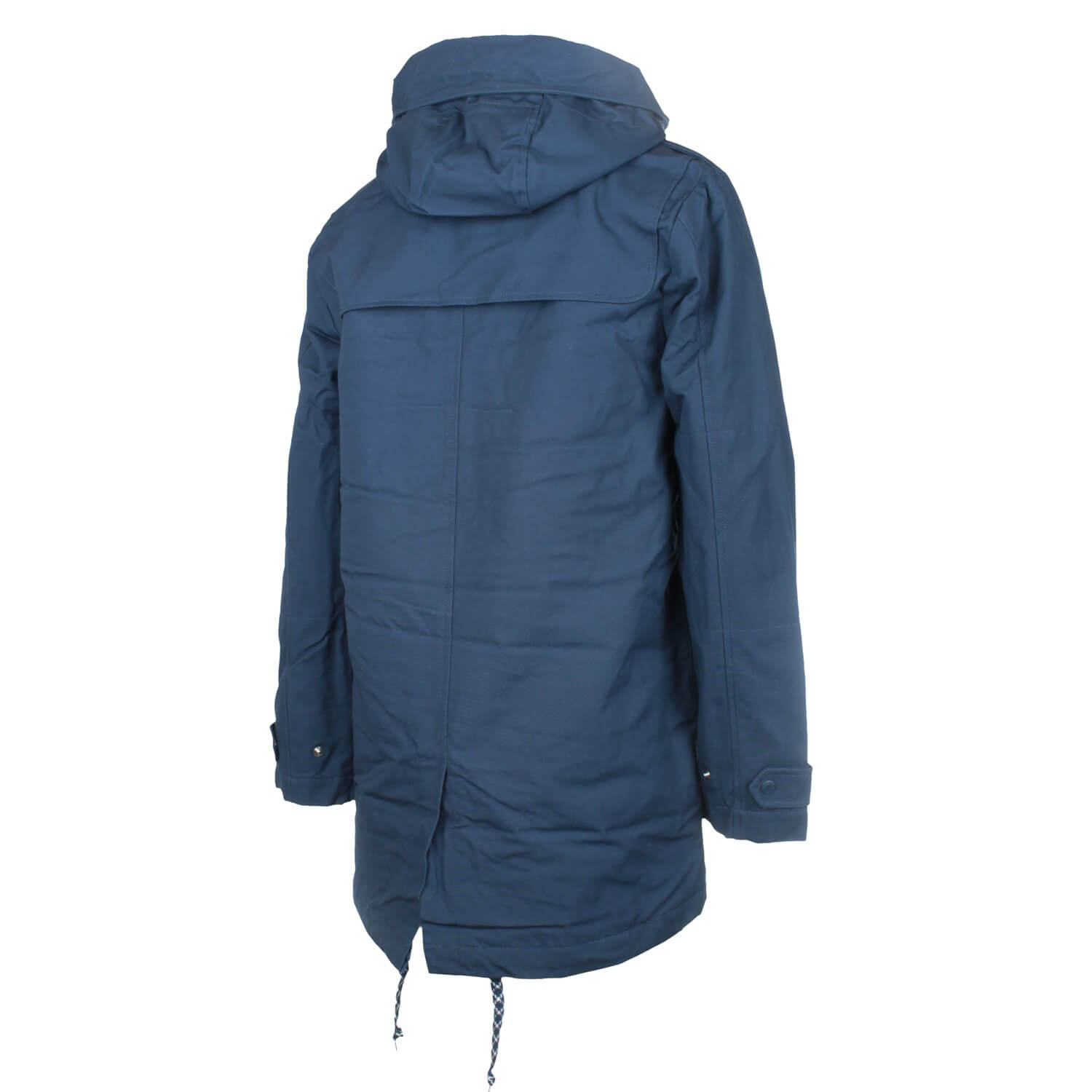 adidas storm parka herren jacke winter mantel navy blau ebay. Black Bedroom Furniture Sets. Home Design Ideas