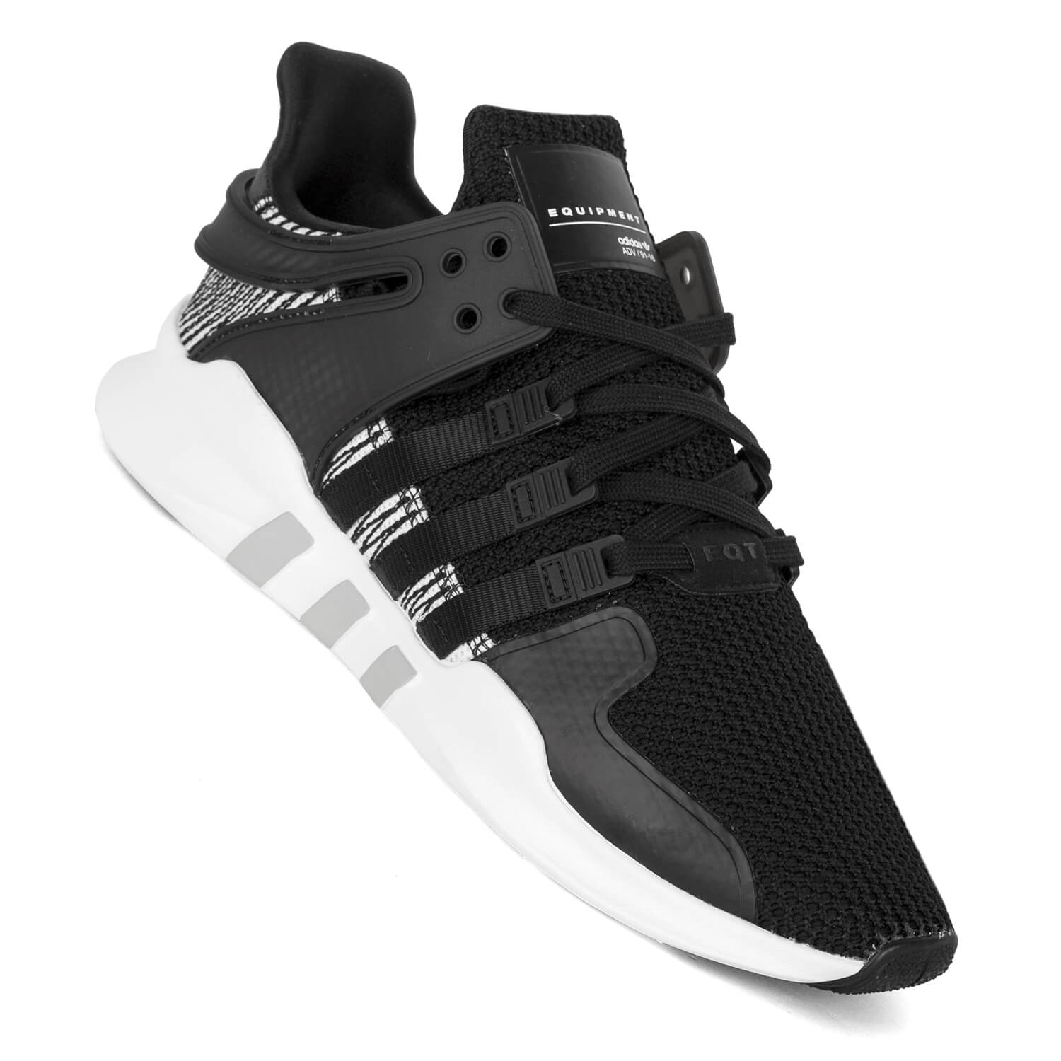 adidas eqt support adv core black herren sneaker by9585. Black Bedroom Furniture Sets. Home Design Ideas